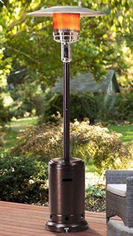 Grzejnik tarasowy parasol na gaz