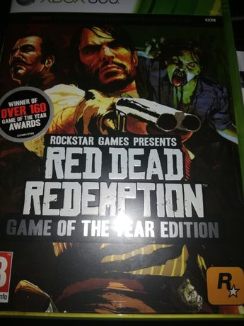 Red Dead Redemption GOTY Edition - xbox360