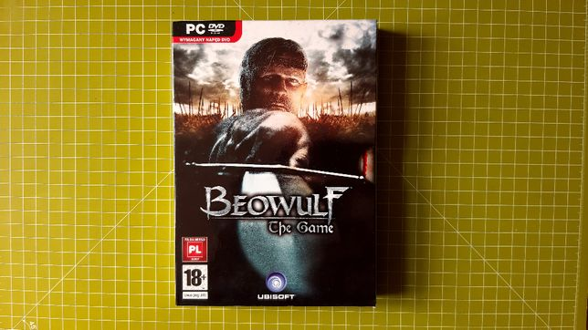 Gra na PC, DVD, - Beowulf the game