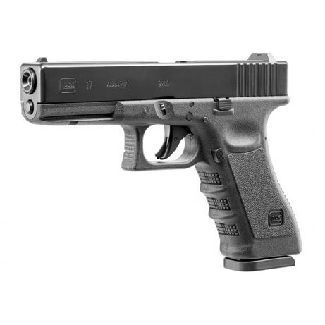 Pistolet wiatrówka Glock 17 blowback BB/Diab 4,5mm