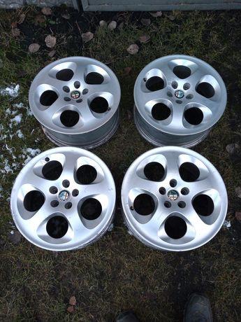 Felgi aluminiowe Alfa Romeo 5x98 R16