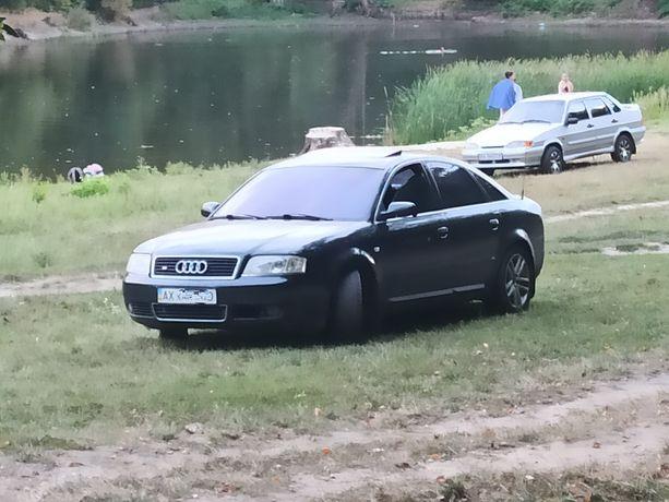 Продам автомобиль AUDI  А6С5 Quattro