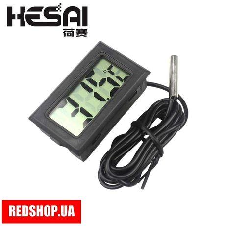 Термометр с выносным датчиком температуры (электронный градусник)