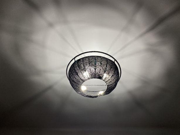 Żyrandol orient handmade antyk lampa ciężki solidny