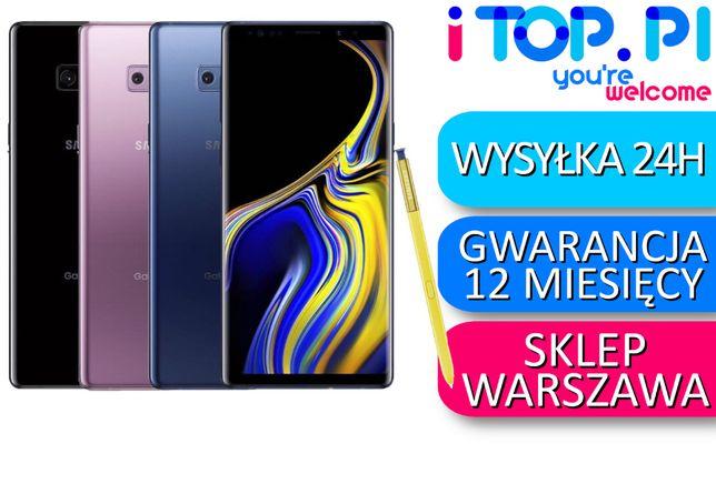 Samsung Galaxy Note 9 128GB BLACK/BLUE/GREY/GOLD Sklep Warszawa