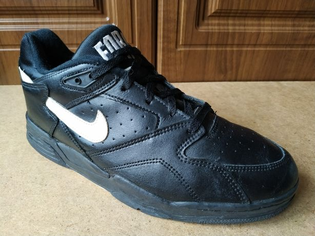 Кожаные кроссовки Nike Force 45 vintage оригинал винтажные adidas