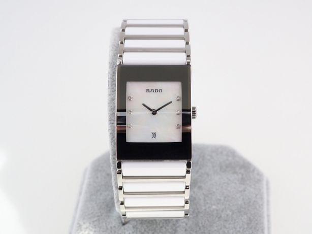 Женские новые часы Rado Integral Jubile White Ceramic