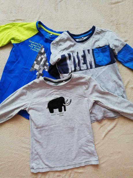 Bluzki, koszulki, t-shirt chłopięce - endo 116