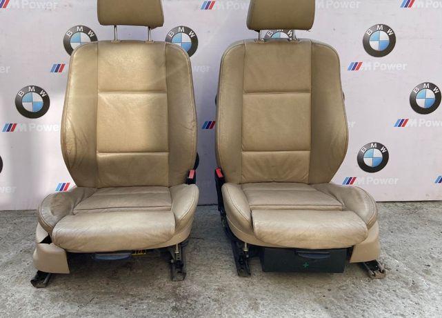 Салон BMW X5 E53 Передние сидения БМВ Х5 Е53 диван сидіння Recaro