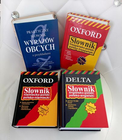 Oxford nowe slowniki