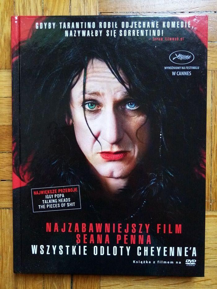 Wszystkie odloty Cheyenne'a (Sean Penn) Warszawa - image 1