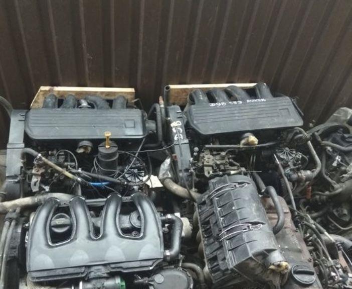 Мотор 1.9 Двигатель Ситроен Берлинго Фиат Скудо Пежо Партнер DW8 XUD9 Харьков - изображение 1