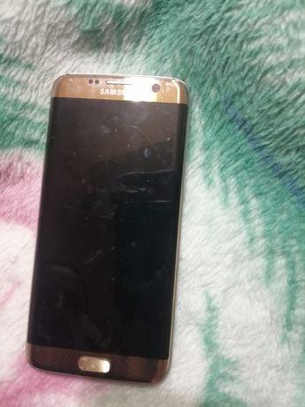 Samsung Galaxy S7 Edge troco por huawei p smart 2019
