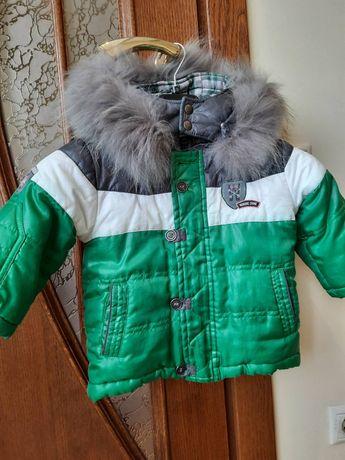 Куртка / комбінезон wojcik