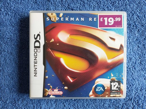 Superman returns Nintendo DS