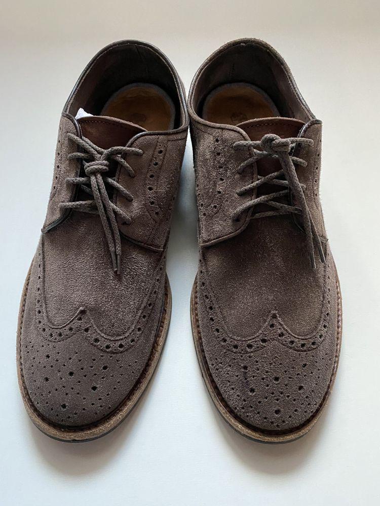 Мужская обувь Brunello Cucinelli Zegna
