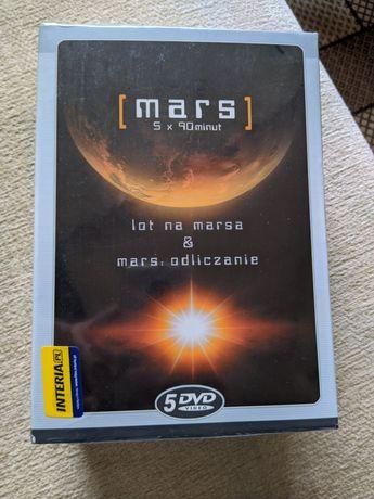 Lot na Marsa i Mars: Odliczanie