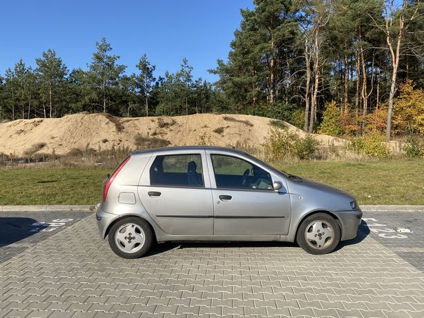Fiat Punto 1.9JTD Klima