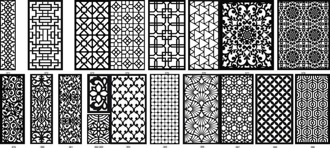 Декоративні панелі на Ваш паркан браму прольот ворота плазмова різка