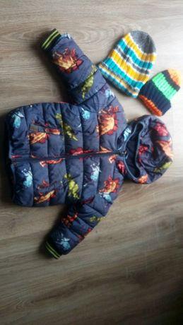 Зимова куртка 2-3роки Next