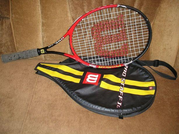 Детская ракетка Wilson для большого тенниса