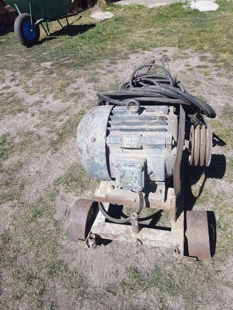 Silnik elektryczny 7kw
