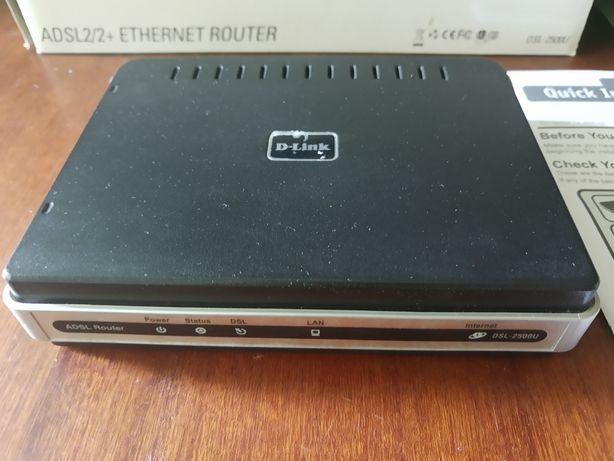 Роутер/модем D-LINK 2500U
