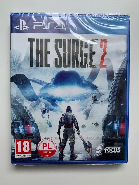 THE SURGE 2 PS4 Nowa w Folii Polska Wersja