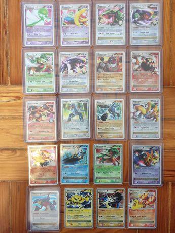 Pokemon Cartas Lv.X raras e antigas