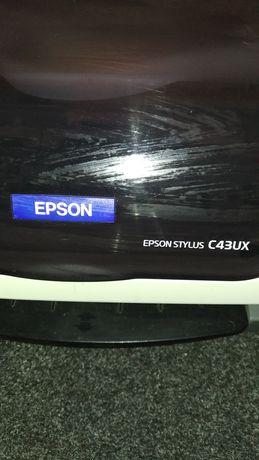 Принтер Epson stylus c43ux