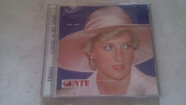 Adeus Princesa Diana CD