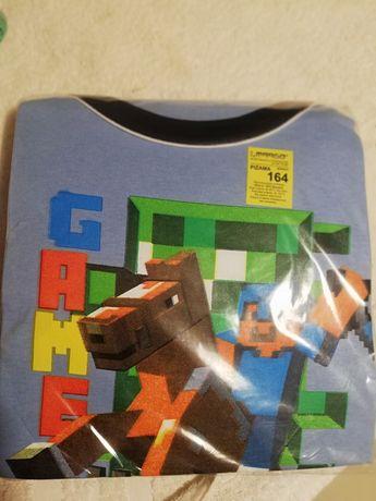 Piżama Minecraft r. 164