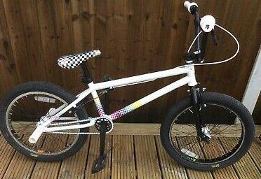 Велосипед BMX Mongoose Fraction б ушний