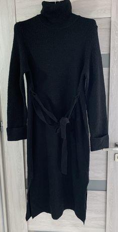 Sukienka ciazowa ciepla golf bpc mama