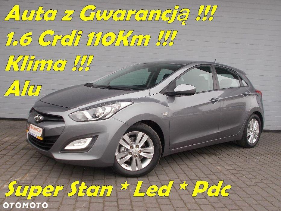 Hyundai I30 1.6 Crdi 110Km*Klima*Alu*Pdc*Grz.Fotele*Idealny*Gwarancja Gniezno - image 1