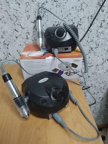2 Фрезера и лампа для маникюра