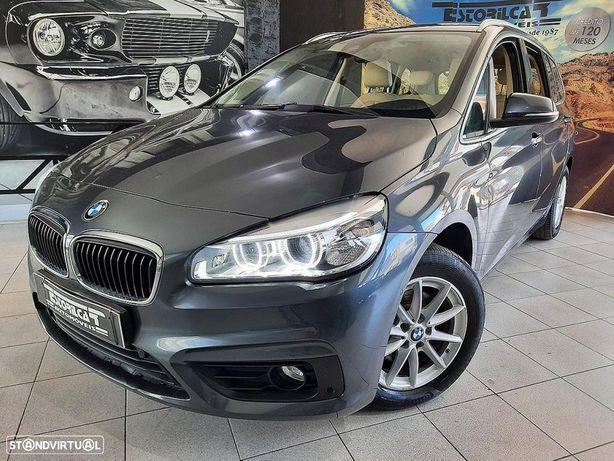 BMW 216 Gran Tourer d Line Sport