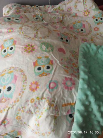 Komplet do łóżeczka