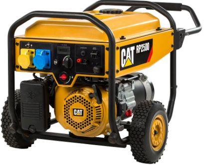 Gerador de corrente CAT RP2500 gasolina 2300W 220V 3000RPM