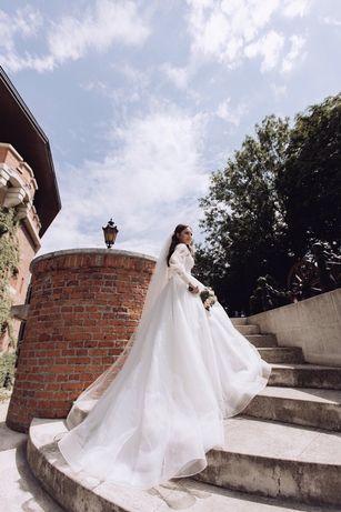 Весільне плаття сукня