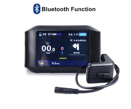 Display para e-bike Bafang 750C Bluetooth