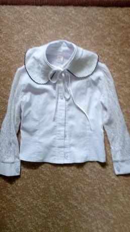 Продам блузку для школы