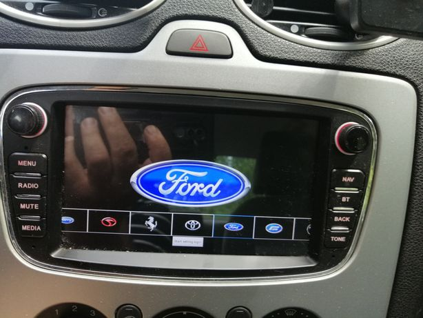 Radio android ford focus