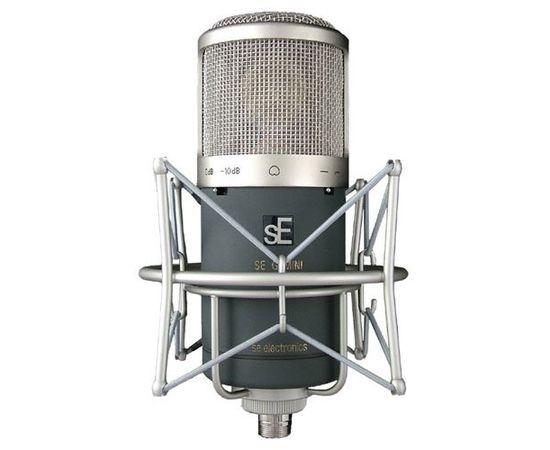 Продам студийный микрофон SE ELECTRONICS GEMINI II