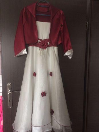 Sukienka wizytowa 152cm