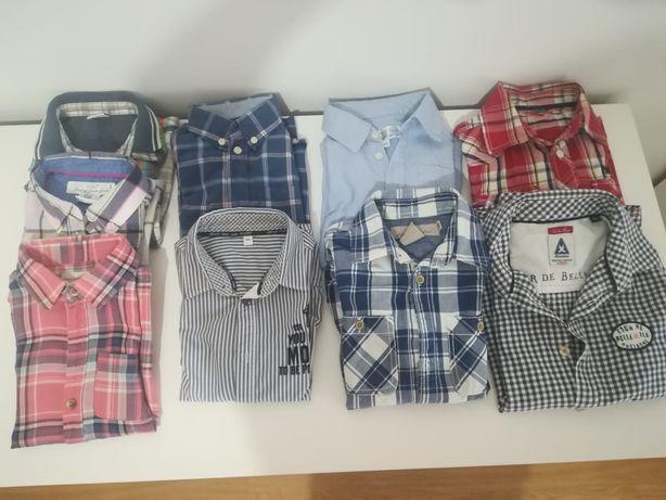 Varias Camisas para Criança/Menino *H&M, Zara, Tom Tailor etc*