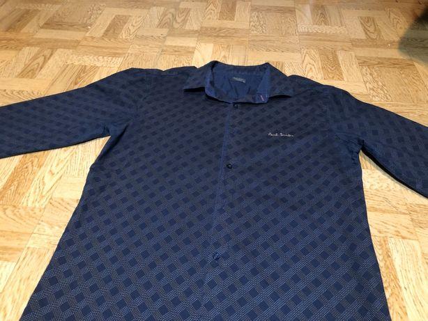 Черная рубашка Paul Smith