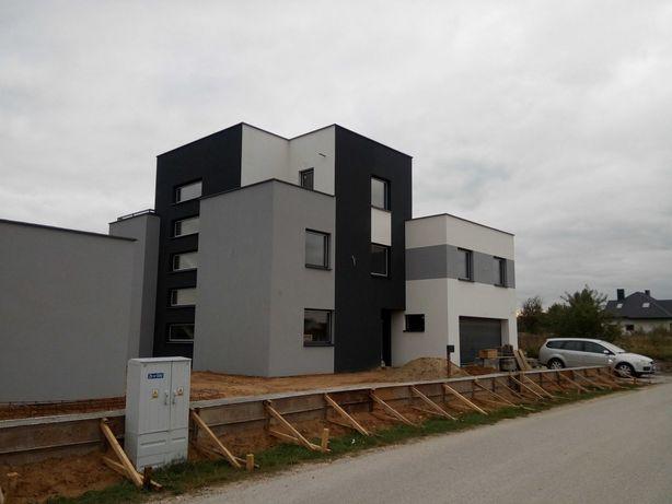 Budowa domów stany surowe