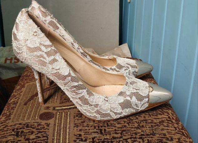 Свадебно- вечерние туфли