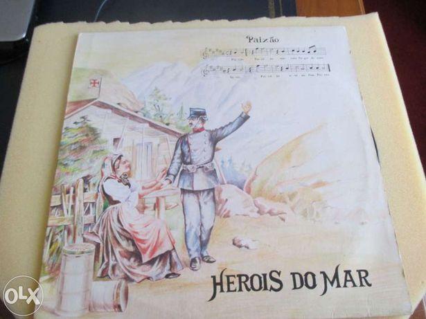 Heróis do Mar - Paixão (LP vinil)